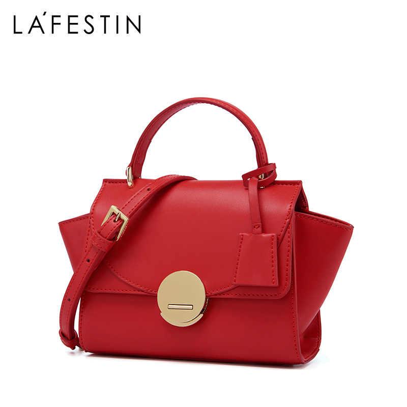 La Festin женская сумка маленькая сумка 2019 новая кожаная сумочка элегантная сумка через плечо, Bolsa feminina