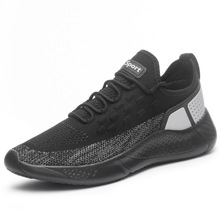 Summer New Fashion Casual Shoes Men Breathable Lace Up Male Mesh Sneakers Anti skid Leisure Footwear Men