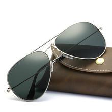 Солнцезащитные очки авиаторы женские/мужские классические авиационные