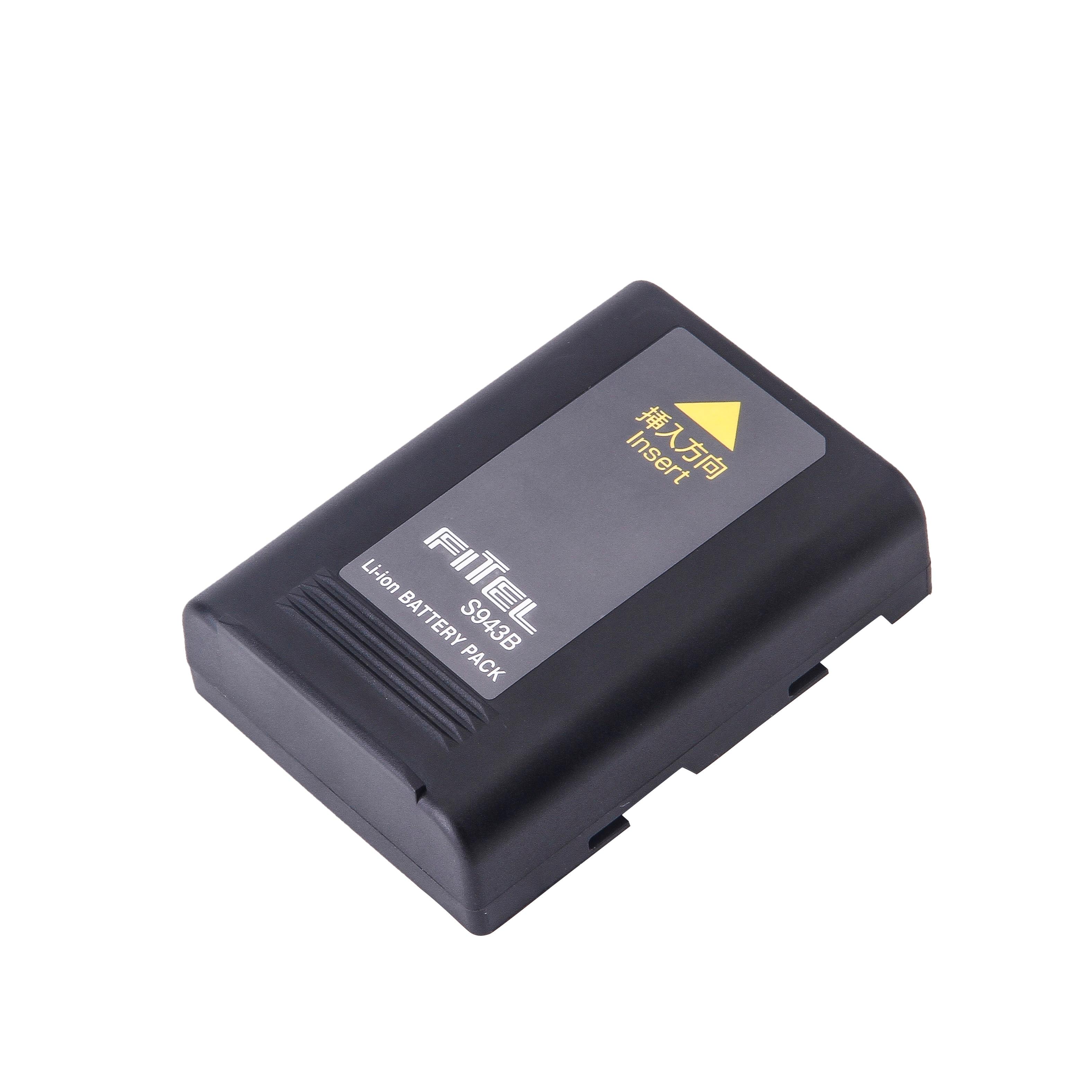 Высококачественная батарея для Fitel S943 S943B S121A S121M4 S122A S122C S122M8 S123C S123CM8 S123C12 S153A S153V2 (импортные ячейки)