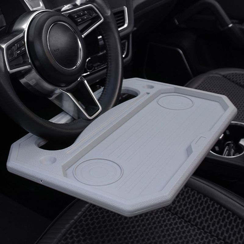 <font><b>Car</b></font> Travel <font><b>Table</b></font> Auto Steering Wheel Desk Laptop Tablet for iPad or <font><b>Notebook</b></font> <font><b>Car</b></font> Accessories image