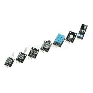 Image 2 - 45 in 1 Sensors Modules Starter Kit for Arduino UNO R3 Mega 2560 Nano better than 37in1 sensor kit 37 in 1 Sensor Kit diy kit