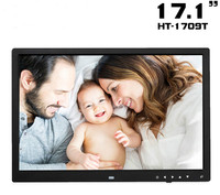 17 inch HD Digital Photo Frame Gallery Advertising Machine with Remote Control 1440*900 LED Screen Electronic Picture Album