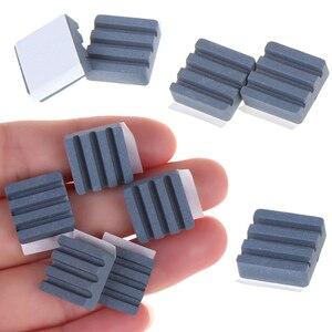 1 conjunto de 10 piezas de cerámica disipadores de calor de refrigeración de la CPU dissipador para Raspberry Pi 3 2B Orange Pi nuevo diseño