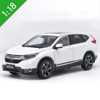 High Meticulous 1:18 Honda 2017 CRV SUV Alloy Model Car Static Metal Model Vehicles Original Box For Collection