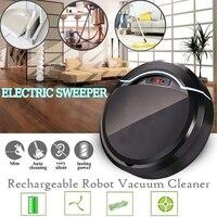 Usb recarregável robô aspirador de pó automático para o escritório em casa seco e molhado limpar vassoura inteligente robô limpeza piso