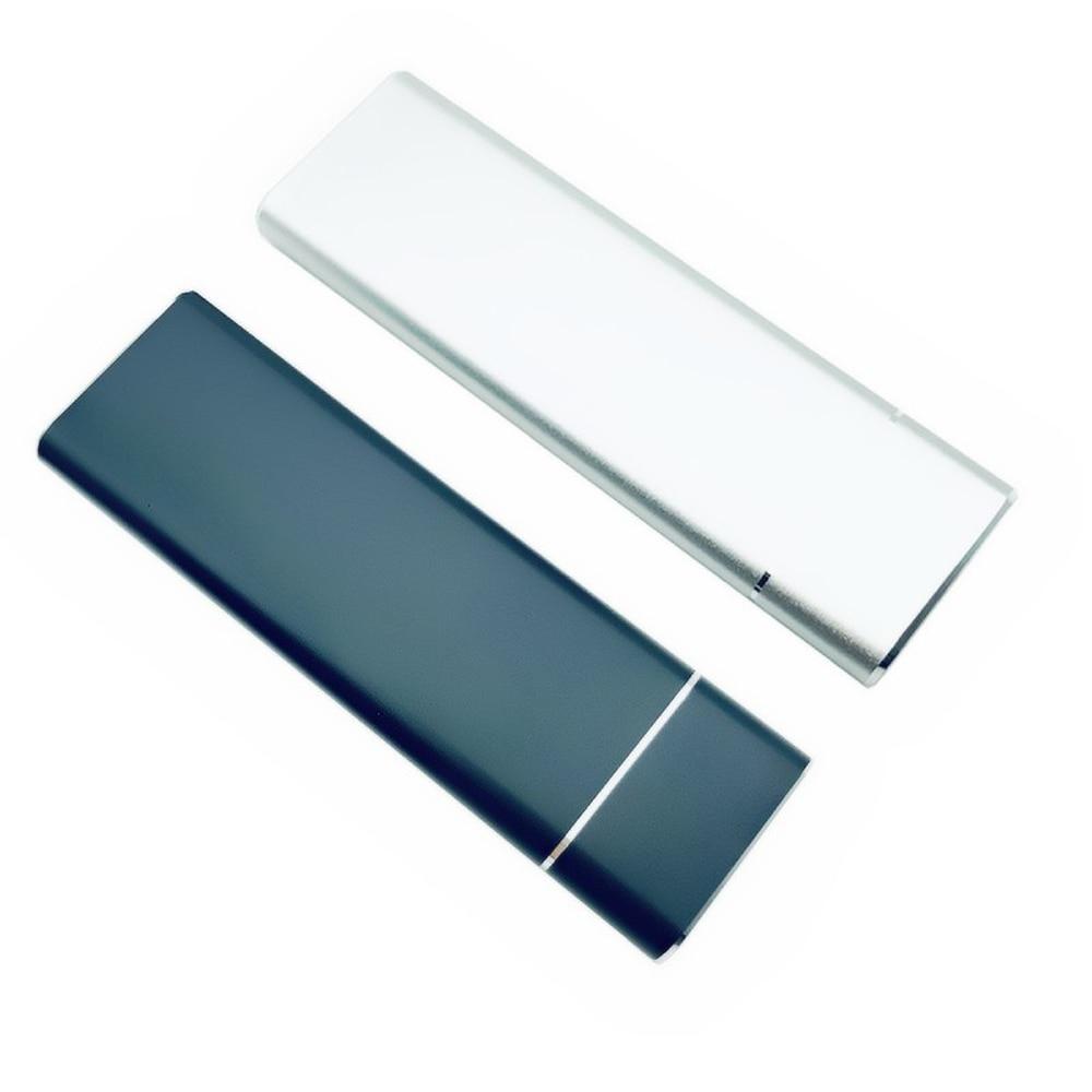 Адаптер для жесткого диска с USB 3,1 на M.2 NGFF SSD, Чехол для карт HDD с кабелем Type-C для 2230/2242/2260/2280 m2 SATA SSD чехол