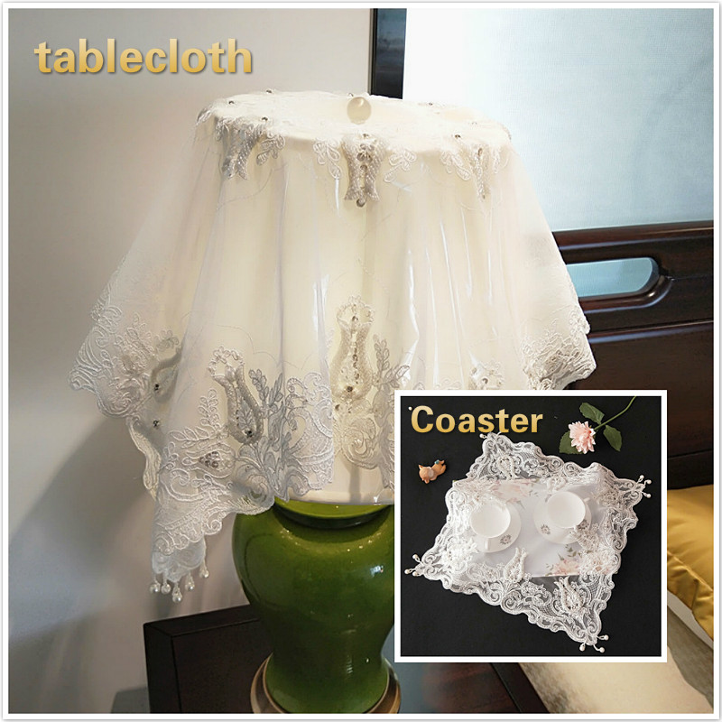 Hot Discount C231 Luxury Double Layer Lace Fabric Embroidery