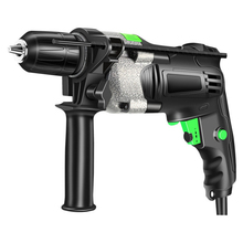 Electric drill household impact drill multifunctional high power pistol drill electric turn electric tool set screwdriver electric power tool part impact drill spst lock on trigger switch for bosch 22