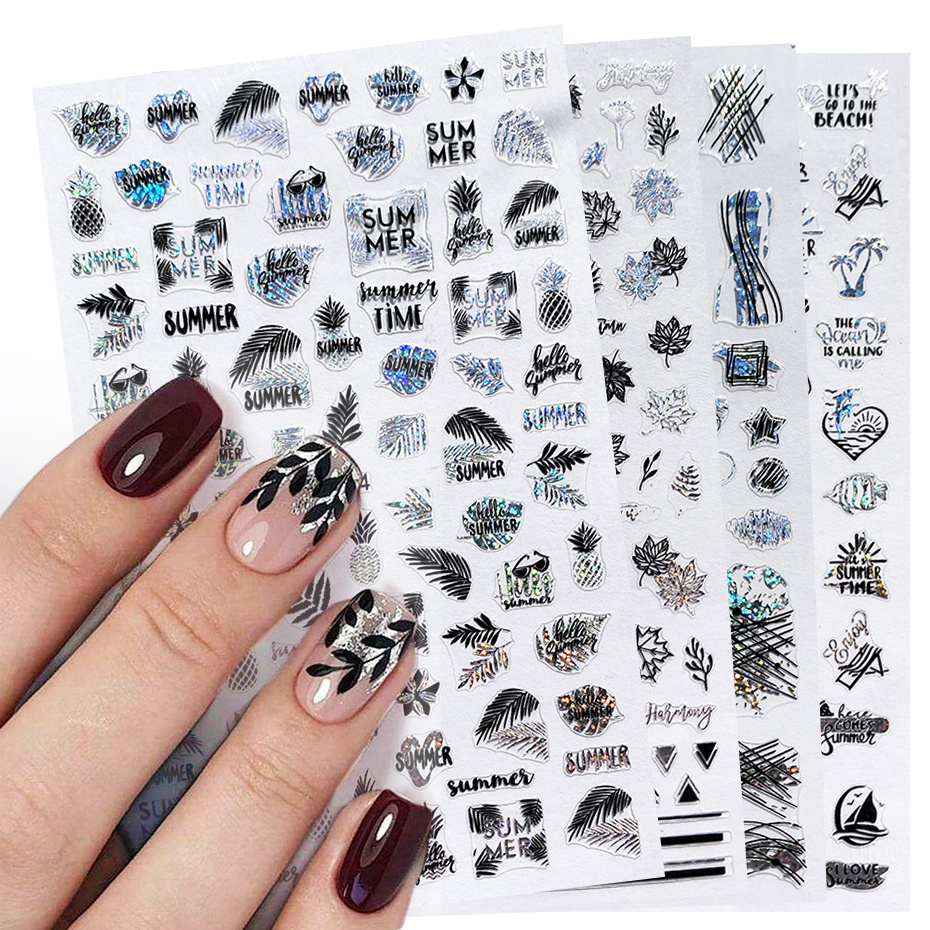 3d stickers for nail 1