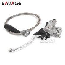 Sprzęgło hydrauliczne Cylinder główny dla BETA RR 480/390/300/250 dla GASGAS EC 350F 250F dla TM Racing SMR olej motocyklowy wąż dźwignia