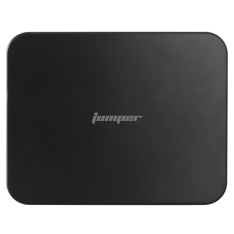 Jumper Ezbox N4 Mini Pc, Intel Gemini Lake N4100 4Gb Ram 64Gb Rom 2.4G/5Ghz Wifi Windows 10 Mini Pc Support Hdmi/Vga