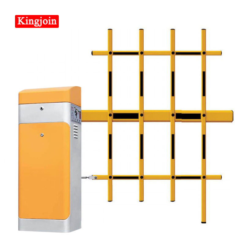 New 3 Layer Fence Parking Fence 110V / 220VAC Brushless Parking Arm Fence Automatic Fence Door Opener Parking Fence