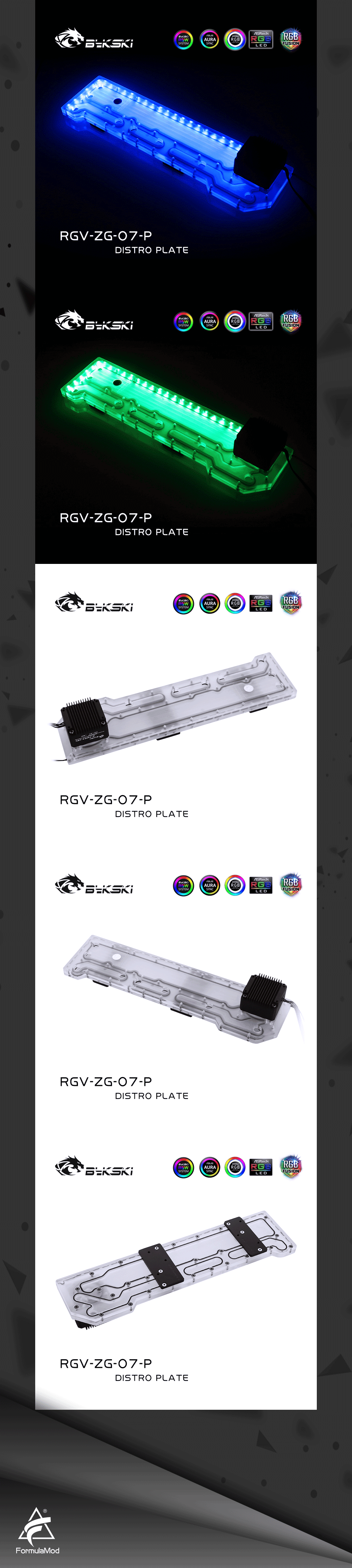 Bykski RGV-ZG-07, Waterway Boards Kit For Zeaginal-07 Case, RBW Waterway Board CPU/GPU Water Block Program Kit Bykski RGV-ZG-07, Waterway Boards Kit For Zeaginal-07 Case, RBW Waterway Board CPU/GPU Water Block Program Kit Bykski GPU Water Block,RBW Waterway Board GPU Water Block,CPU/GPU Water Block