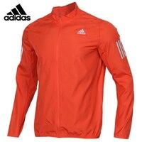 Original Adidas RESPONSE JACKET Mens Long Sleeves T shirt Polyester Sweatshirt CY5774