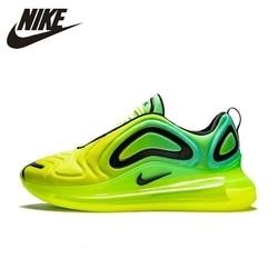 Nike Air Max 720 Новое поступление мужские беговые кроссовки дышащие Спортивные кроссовки Новое поступление обувь на воздушной подушке Мужская # ...