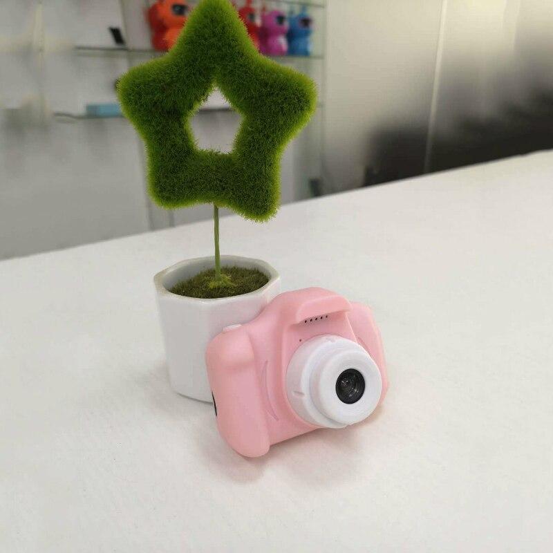 Children Mini Camera SLR Camera Cartoon Toy Digital Camera Personality Fashion Screen Recorder Creative Child Holiday Gift
