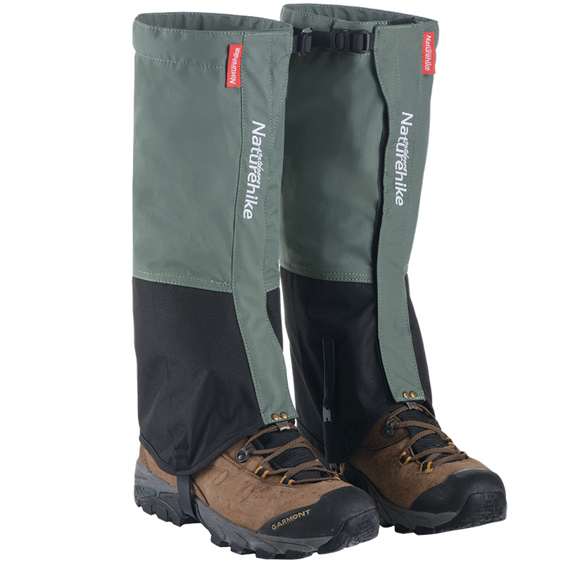 Naturehike Outdoor Mountain Climbing Hiking Desert Sand-proof Snow Gaiters Shoe Cover Guetre-m Manufacturers Brand Direct Sellin