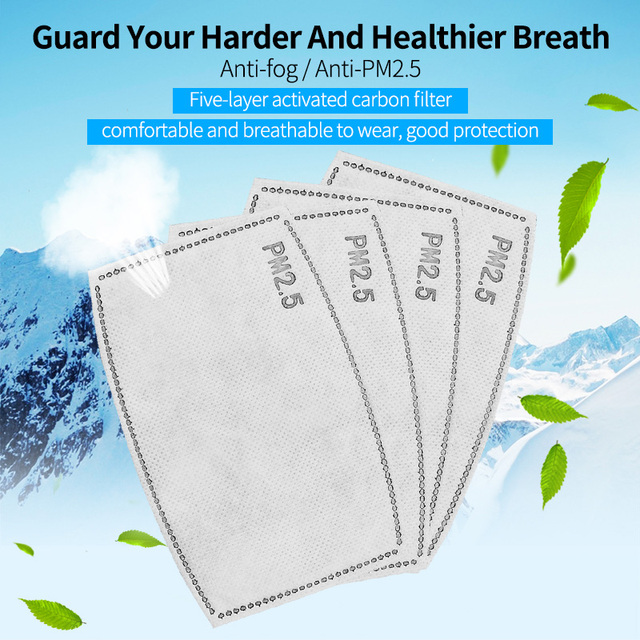Printing Mask Reusable Protective PM2.5 Filter Mouth Mask Anti Dust Face Mask Bacteria Proof Flu Mask Printing Dropshipping 5
