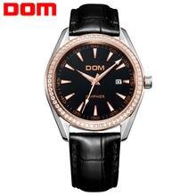 Dom Элитный бренд часы Для мужчин спортивные Водонепроницаемый