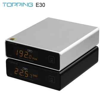 RICHT E30 MINI HIFI USB DAC AK4493 decoder XMOS XU208 32BIT / 768Khz DSD512