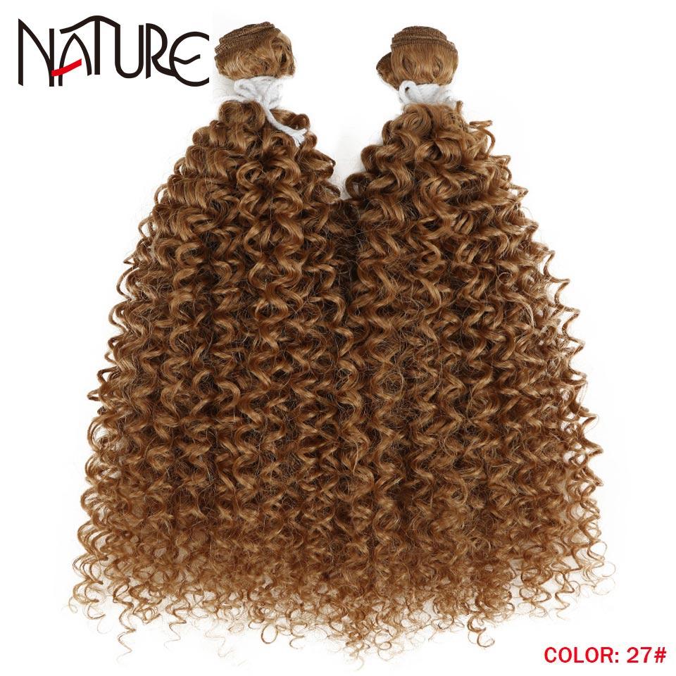 Hair Extension 24 Polegada 2Pcs de Fibra