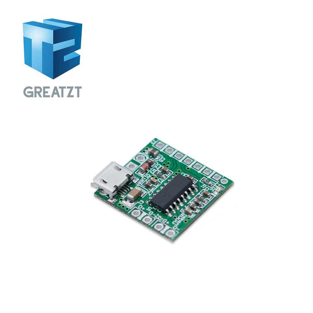 TZT جديد PAM8403 تيار مستمر 5 فولت فئة صغيرة D 2x3 واط USB مكبر كهربائي مجلس لتقوم بها بنفسك سمّاعات بلوتوث Z07 هبوط السفينة