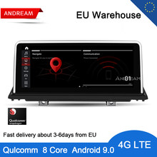 "10.25"" IPS Android 9.0 8 core 4GB+64GB with 4G LTE Car Multimedia Player For BMW E70 E71 X5 X6 Bluetooth GPS Navigation Wifi BT(China)"