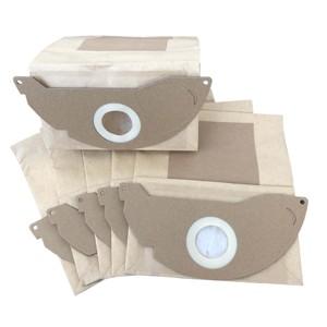 Image 4 - Cleanfairy 10pcs שואב אבק שקיות תואם עם Karcher MV2 WD2200 2210 2240 2250 A2000 חללים סדרה