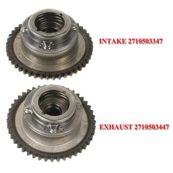 Exhaust or Intake Camshaft Adjuster Actuators For Mercedes W203 W204 C200 C250 SLK250 CGI 2710503347 2710503447