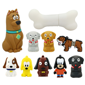 Lovely Mini Pet Dog Pen Drive
