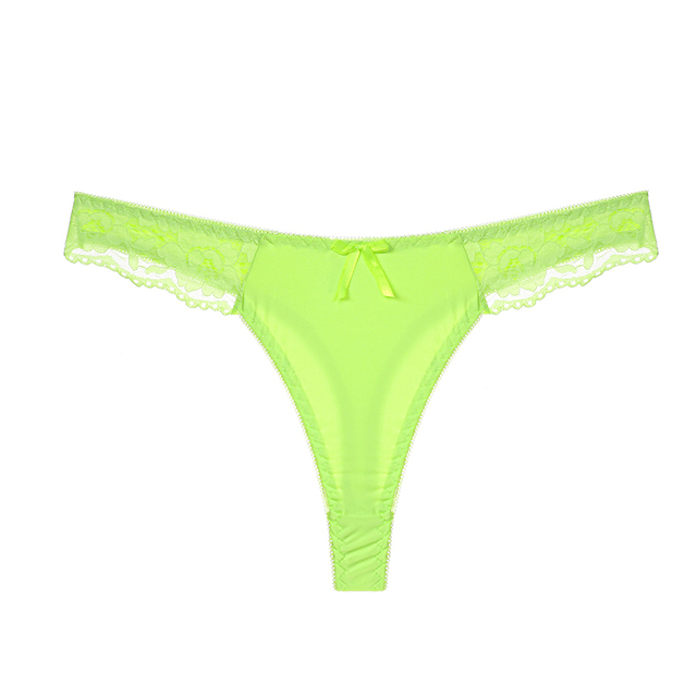 3pcs/lot euro size thong for women