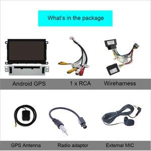 Image 5 - Quad Core אנדרואיד 6.0 1024*600 רכב DVD סטריאו עבור סיטרואן DS5 אוטומטי רדיו GPS ניווט אודיו וידאו  wiFi