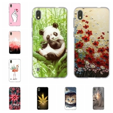 For ZTE Blade A530 Case Thin Soft TPU Silicone Cover Cute Animal Patterned Bumper Coque