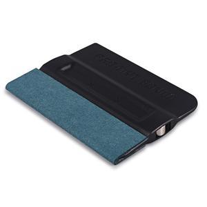 Image 5 - FOSHIO Película de fibra de carbono para coche, espátula magnética de tinte de ventanilla Bondo sin arañazos, espátula limpiacristales con fieltro, 3 uds.
