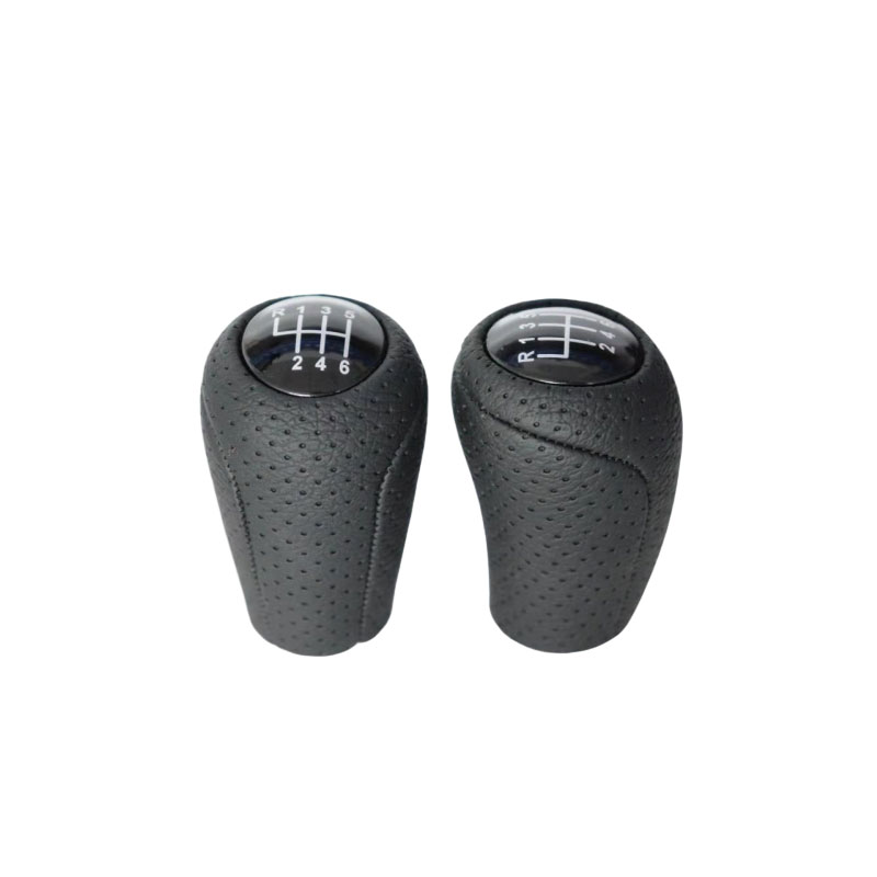 5 6 Speed Gear Shift Knob For MAZDA 3 BK BL 5 CR CW Mazda 6 II GH CX-7 ER MX-5 NC III MT Leather Shifter Gear Lever