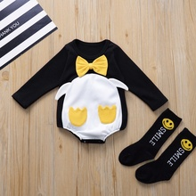 Cute Infant Rompers Fashion Baby Long Sleeve Cartoon Design Rompers Kids Girls Boys Jumpsuit Newborn Clothes spring autumn baby rompers hooded baby boys clothes newborn cotton clothes streetwear long sleeve infant boys girls jumpsuit