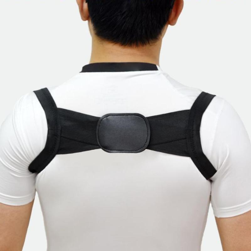 Invisible Back Posture Corrector Shoulder Posture Orthotics Corset Spine Support Belt Correction Humpback Brace Fixation Strap