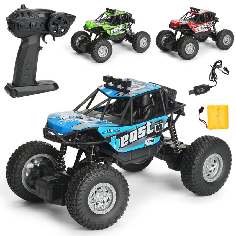 2020 NEW RC CAR With HD Camera Wireless Climbing Electric Offroad Remote Control Car Wireless Charging Four-wheel Drive Car toys