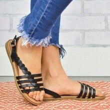 Fashion Women Sandals Shoes Flat Sandals