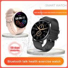 Ruyage c09 1.19 polegada relógio inteligente à prova dipágua ip67full redondo tela hd bluetooth chamada smartwatch