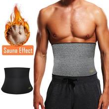 Sauna Suit Modeling Faja Slimming-Belt Workout-Corset Weight-Loss-Cincher Waist-Trainer