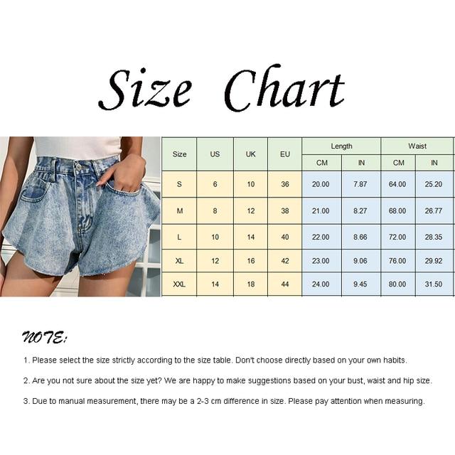 Denim Shorts Summer New Loose Wide Leg Denim Shorts Ripped Tasseled Retro Frayed Oversized Flared Culottes Fashion Streetwear 6
