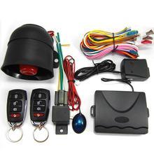 Système de sécurité pour voiture, capteur de choc à verrouillage Central, antidémarrage, alarme, nouveauté