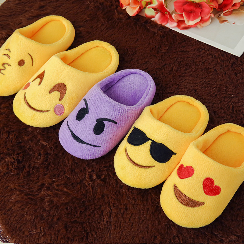 Winter kids Shoes Slippers Children Funny Soft Anti slip Home House Shoes Kids Baby Girls Cartoon Slipper Indoor Floor Shoes