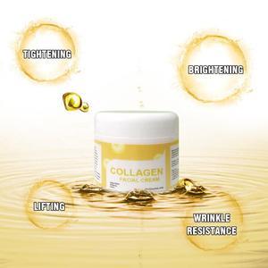 30ML Collagen Power Lifting Cream Firming Face Cream Skin Care Whitening Moisturizing Anti-aging Anti Wrinkle Facial Cream TSLM2