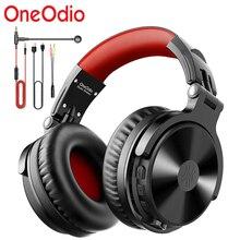 OneOdio новая игровая гарнитура Bluetooth 5,0, беспроводные наушники с расширенным микрофоном для звонков по центру, Bluetooth наушники для Xbox и т. д.