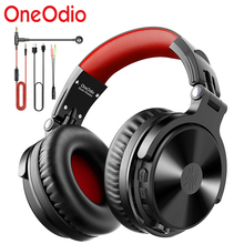 OneOdio New Bluetooth5.0 Gaming Headset Wireless Headphones With Extend Mic For Center Calling Bluetooth Headphone For Xbox etc