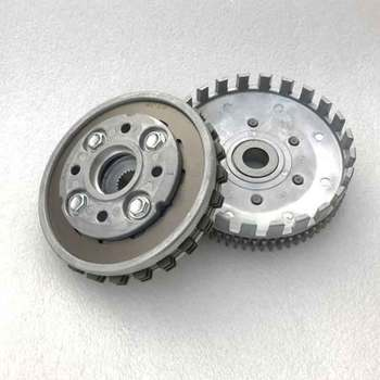 NEW High Quality Motorcycle Outer Center Clutch Basket Assy for HONDA WAVE 110 AFS110 AFS 110 2011-2018