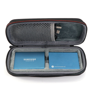 Image 1 - 2 in 1 Carrying Case For Samsung T5 T3 T1 Portable 250GB 500GB 1TB 2TB SSD USB 3.1 Type C Hard Drive External Solid State Drives